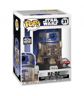 Funko POP - Star Wars - R2 D2 Exclusive
