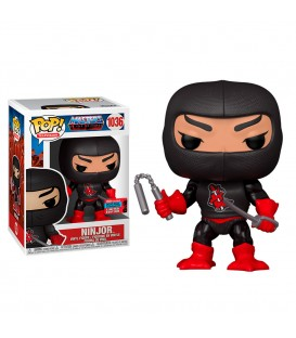 Funko POP - masters of the universe - Ninjor - Exclusive fall convention
