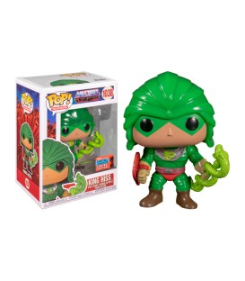 Funko POP - masters of the universe - King hiss exclusive convention