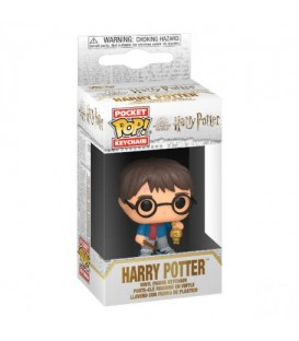 Funko POP Keychain - Harry Potter - Harry Potter Holiday