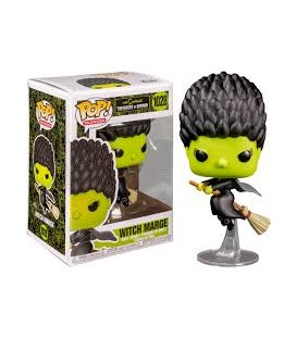 Funko pop - simpsons - Marge whitch