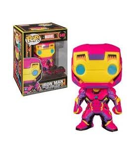 Funko POP - Marvel - Iron Man exclusive black light