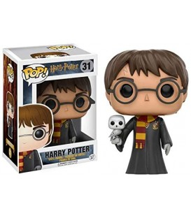 Funko POP - Harry Potter - Harry potter con hedwing exclusivo