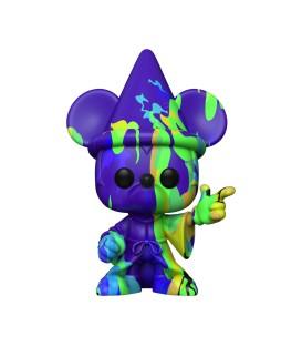 Funko POP - Disney - Mickey art series 15 con protector rígido