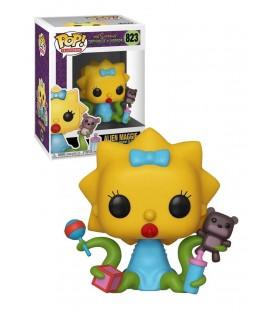 Funko POP - Los Simpsons - Maggie Alien