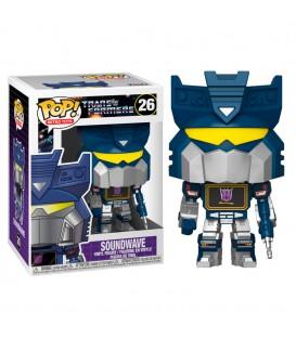 Funko POP - Transformers - Soundwave