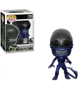 Funko POP - Movies Alien 40th - Xenomorph Metalic