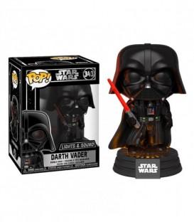 Funko POP: Star Wars - Darth Vader Electrónico con luz y sonido