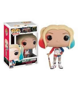Funko Popl: Suicide Squad: Harley Quinn