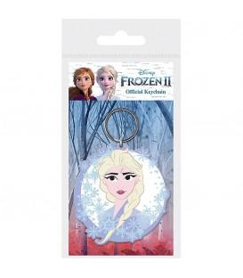 Llavero Rubber Frozen Elsa