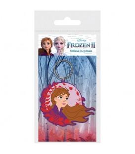 Llavero Rubber Frozen Anna