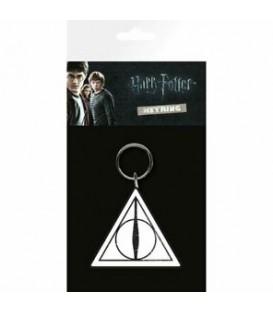 Llavero Rubber Harry Potter Reliquias