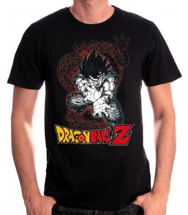 Dragonball Z Goku Kameha Dragon Camiseta