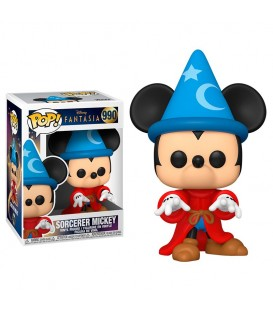 Funko POP - Disney - Mickey Fantasia 80th - Socerer Mickey