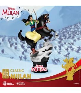Diorama Disney Mulan 18cm D-stage PVC
