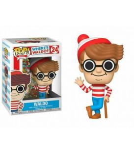 Funko POP : Books - Where's Waldo?