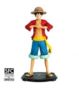 "ONE PIECE - Figura ""Monkey D. Luffy"""