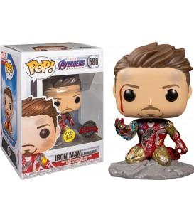Funko POP - Avengers - End game - I am Iron Man exclusiva