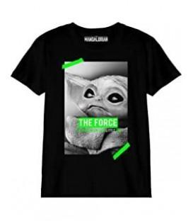 Camiseta infantil Grogu (baby yoda)