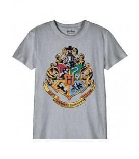 Camiseta Infantil Harry potter casas
