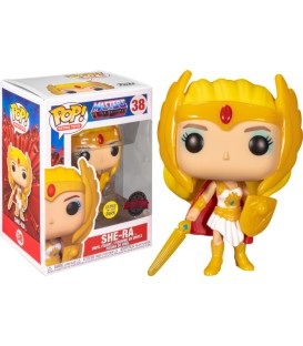 Funko POP - masters of the universe - She Ra glow exclusive