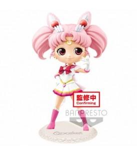 Figura Banpresto Super Sailor Chibi Moon Sailor Moon Eternal The Movie A Q Posket 14cm