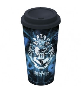Vaso cafe doble pared Harry Potter 520ml
