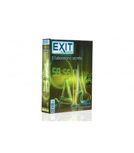 Exit El laboratorio secreto