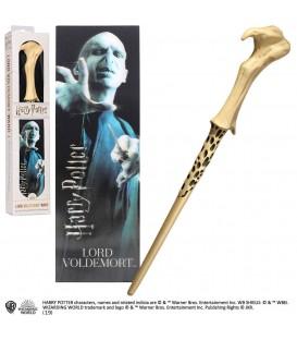 Harry Potter Varita Mágica PVC Lord Voldemort 30 cm