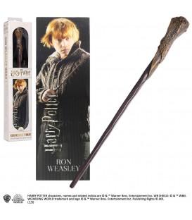 Harry Potter Varita Mágica PVC Ron Weasley 30 cm Réplicas: otras escalas Harry Potter