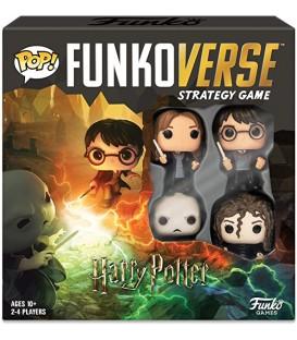 Funkoverse Juego de mesa Harry Potter Castellano