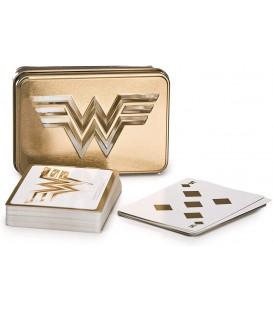 Baraja de cartas Wonder Woman