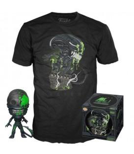 Camiseta + funko pop Exclusivo alien