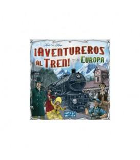Aventureros al Tren. Europa