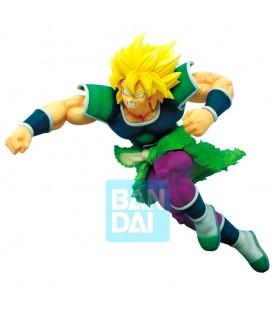 Figura Super Saiyan Broly Z Battle Dragon Ball Super 19cm