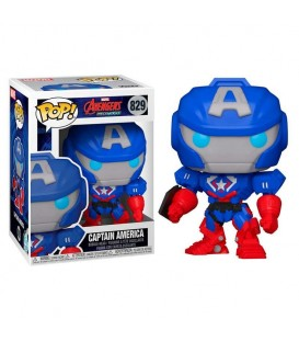Funko POP - Marvel Mech - Cap. America
