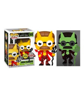 Funko POP - Simpsons - Devil Flanders (GW)