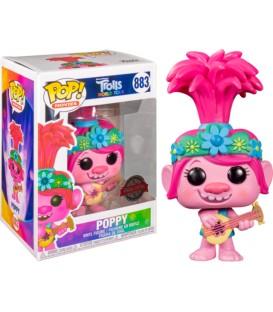 Funko POP -Trolls - Poppy w/guitar