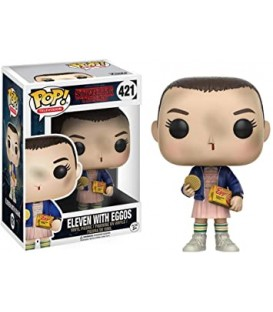 Funko POP - Stranger Things - Eleven with eggs