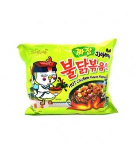 Ramen Hot Chiken Flavor Jjajang