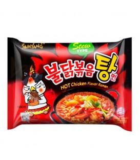 Ramen Hot chicken flavor Stew type