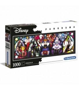 Puzzle Villan@s Disney panoramico 1000pc