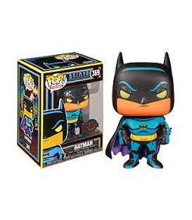 Funko POP - DC - Batman Black light excl