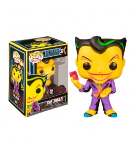 Funko POP - DC - Joker Black light excl