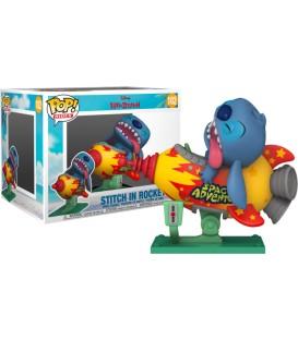 Funko POP - Lilo & Stitch - Stitch Rocket