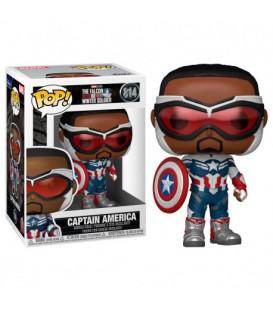 Funko POP - The Falcon & Winter Soldier - Captain America