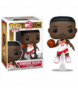 Funko POP - NBA legends - Dominique wilkins