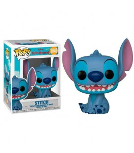 Funko POP - Lilo & Stitch - Stitch Smiling seated