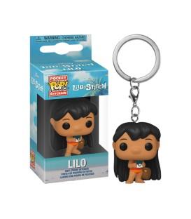 """Lilo - Pocket Pop! Keychain """"Lilo & Stitch"""""""