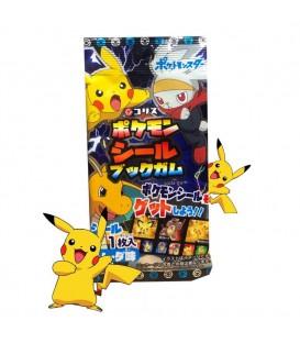 Chicle pokemon 3.5g cola